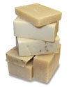 Goat Milk Soap, End Cuts and Odd Shapes
